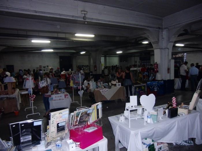 Garage Market. Encuentros TEch